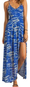 Blue Sky Maxi Dress by Tylie Malibu