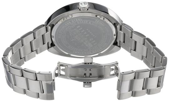 Ted Baker Ted Baker Male Dress Watch TE3046 Silver Analog