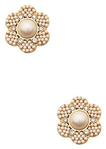 Kate Spade New kate spade new yorkpark floral studs Earrings Gold