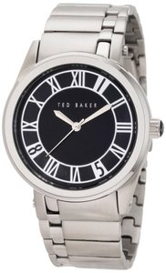 Ted Baker Ted Baker Male About Time Watch TE3027 Silver Analog