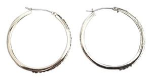 Zales Diamond Fascination Round Hoop Earrings