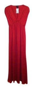 Red Maxi Dress by H&M