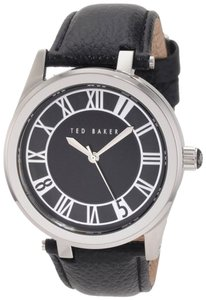 Ted Baker Ted Baker Male Time Flies Watch TE1078 Black Analog
