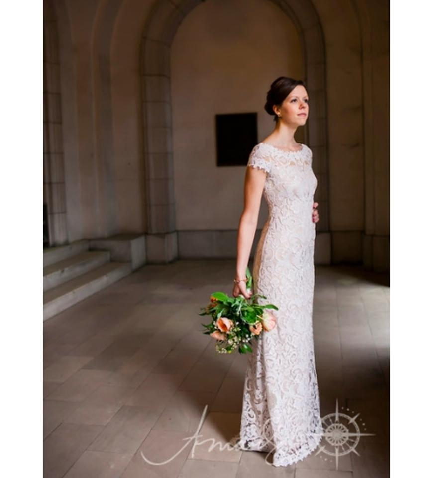 Enchanting Bhldn Isis Gown Photos - Wedding and flowers ispiration ...
