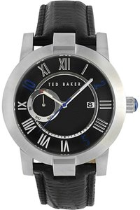 Ted Baker Ted Baker Male About Time Watch TE1074 Black Analog