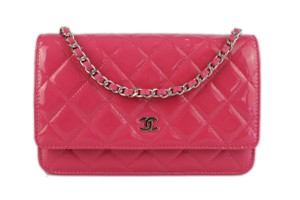 Chanel Wallet Woc Front Flap Cross Body Bag