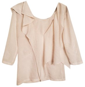 See by Chloé Top Off white