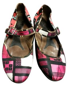 Marni multi-color Flats