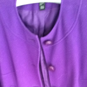 Louben Purple Jacket