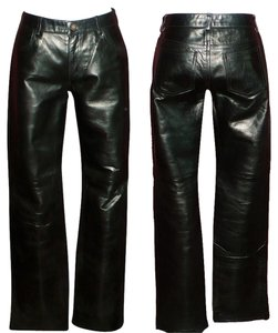 Earl Jean Boot Cut Pants Black