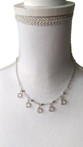 Swarovski Swarovski crystal sliver necklace