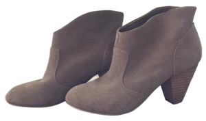 Steve Madden Casual Taupe Suede Boots
