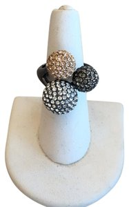 Stella & Dot Soiree Trio Ring