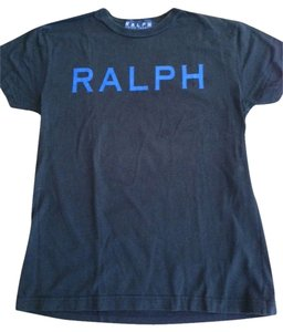 Ralph Lauren T Shirt Black/Blue