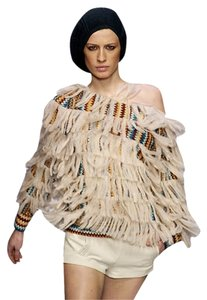 Missoni Runway Made In Italy 42 Knitwear Amazing Amazing Creations Talkingfashion Parladimoda Rtw Fw 02 Sweater