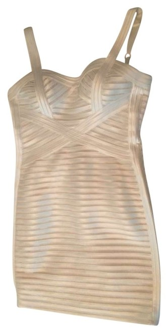 BCBGMAXAZRIA Wedding Bandage Dress