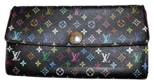 Louis Vuitton [GLOBAL] Murakami Monogram Portefeuille Sarah Wallet LVGR02