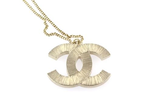 Chanel Quilted CC Pendant