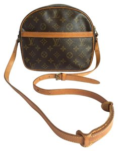Louis Vuitton Senlis Senlis Monogram Cross Body Bag