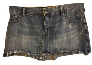 Hollister Skirt Denim