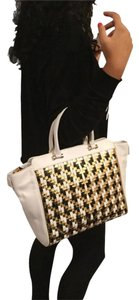 MILLY Tote in White