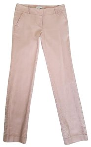 Ann Taylor LOFT #trouser #straightleg #weartowork #pink Straight Pants Light Pink/Salmon