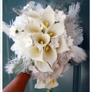 20pc Decorative White 12