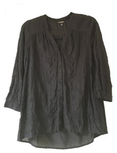 Lucky Brand Embroiderd Embroidery Tunic