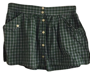 Aerie Mini Skirt Plaid