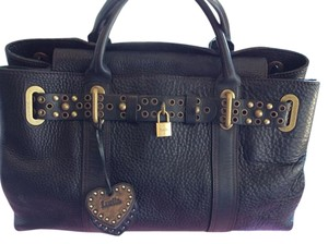 Luella Satchel in Black