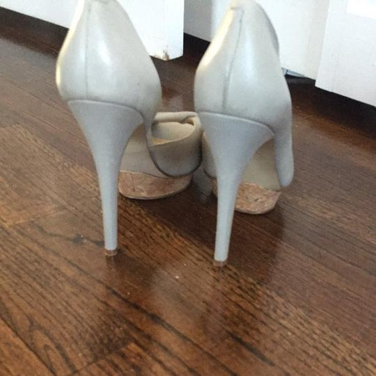 Enzo Angiolini Grey Sandals