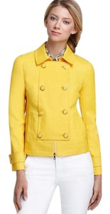 Tory Burch Rain Yellow Jacket