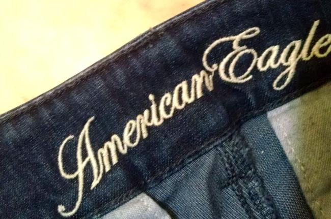 American Eagle Outfitters Size 0 Jeans P1171 Bermuda Shorts denim