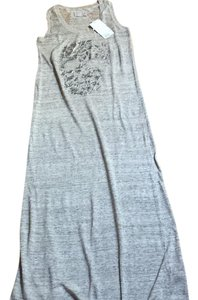 grey Maxi Dress by Zadig & Voltaire
