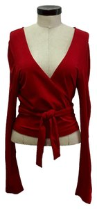 DKNY Top Red