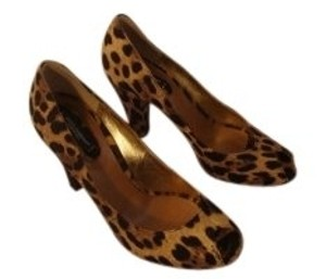 Dolce&Gabbana Dolce & Gabbana Animal Print Pumps