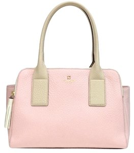 Kate Spade Lydia Southport Avenue Satchel in Pink