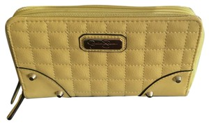 Jessica Simpson Double Zip Around Wallet