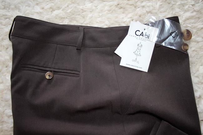 Item - Brown/Grey Pants Size 14 (L, 34)