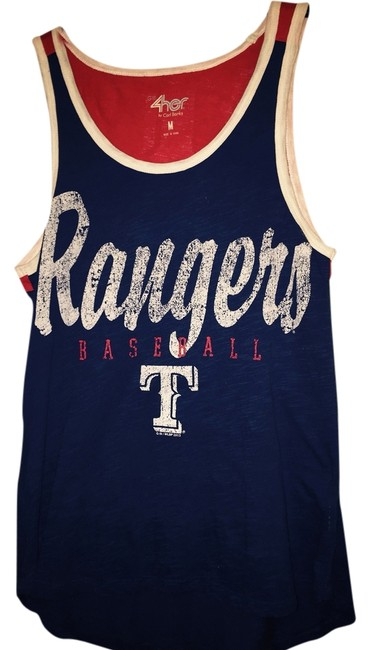 Item - Red/White/Blue Tank Top/Cami Size 8 (M)