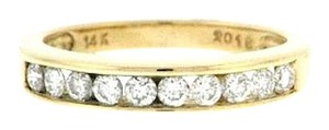 BEST PRICE - 1/2 CT Diamond wedding band 14k