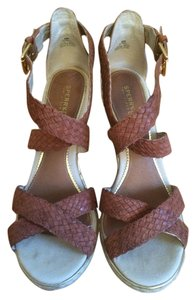Sperry Brown Wedges