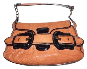 Fendi B Buckle Large Buckle Dressy Or Casual Envelope Top Hobo Excellent Condition Shoulder Bag