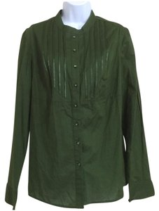 Talbots Longsleeve Top Green