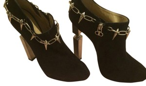 Judith Hart Black Platforms