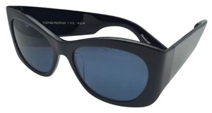 Oliver Peoples OLIVER PEOPLES The ROW Sunglasses BOTHER ME 5333SU 100580 Black w/Blue