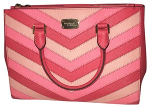 MICHAEL Michael Kors Satchel in Coral