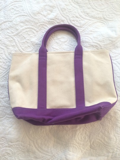 Polo Ralph Lauren Purple Beach Bag