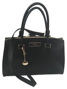 DKNY Donna Karan Satchel in Black