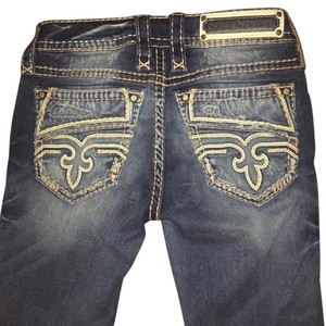 Rock Revival Capri/Cropped Denim